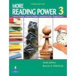 【预订】More Reading Power 3