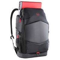 Dell戴尔笔记本游戏背包14寸15.6寸电脑双肩包大容量防水 黑色14-15.6寸同尺寸大容量