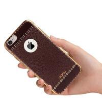 苹果6s镀金边框硅胶软壳iphone 6plus薄手机壳保护套4.7