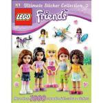 【预订】Ultimate Sticker Collection: Lego Friends