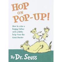 Hop on Pop-Up 英文原版 纸板版