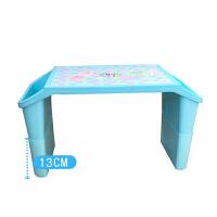儿童游戏桌宝宝桌子塑料桌椅套装小桌子宝宝学习桌玩具桌书桌