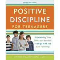 【预订】Positive Discipline for Teenagers: Empowering Your