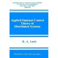 【预订】Applied Optimal Control Theory of Distributed