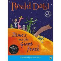 【预订】James and the Giant Peach