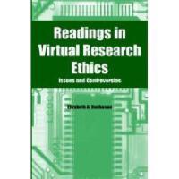 【预订】Readings in Virtual Research Ethics: Issues and