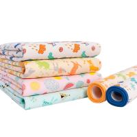 夏季薄款的儿童床垫 婴儿隔尿垫可洗棉透气宝宝垫