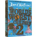英文原版 The World'S Worst Children 2 全彩精装 大卫威廉姆斯幽默小说小学课外阅读 Dav