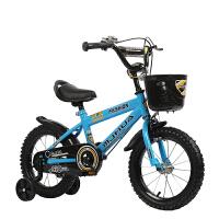儿童自行车16寸小孩童车12寸2-3-6-8岁女孩男孩宝宝14寸孩子童18寸单车