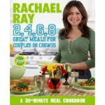 【预订】Rachael Ray 2, 4, 6, 8: Great Meals for Couples or