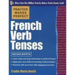 【预订】Practice Makes Perfect French Verb Tenses