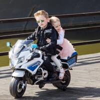 宝宝两轮摩托玩具汽车儿童电动摩托车小孩电动车