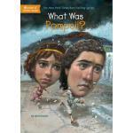【预订】What Was Pompeii?