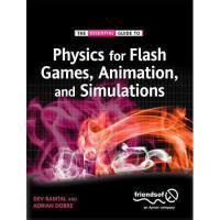 【预订】Physics for Flash Games, Animation, and Simulations