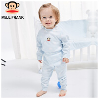 PWU1733010大嘴猴(paul frank)婴幼儿 长袖圆领纯棉套装1入装