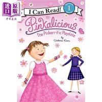 【中商原版】I Can Read Level 1 我可以读1级 粉红控 Pinkalicious The Pinkerr