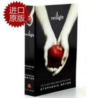 【现货 】英文原版 暮光之城 卷1 Twilight 暮色 英版平装版 斯蒂芬妮 梅尔 同名电影原著小说