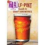 【中商海外直订】The Half-Pint Guide to Craft Breweries: Southern Ca