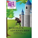 【中商海外直订】Harold's Adventures