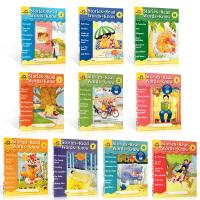 【全店600减200】英文原版Stories to Read-Words to Know教材小学生练习册10册故事阅读学
