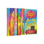 英文原版 Seriously Silly Colour 6册合售 童话故事英语学习课外阅读 幽默故事 劳伦斯・安荷特