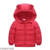 冬季童装儿童羽绒服轻薄款男童女童宝宝婴儿羽绒服小孩外套冬秋冬新款