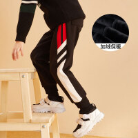【12.11秒杀价:69】巴拉巴拉旗下巴帝巴帝男童休闲时尚运动长裤