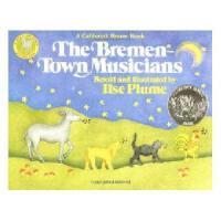 The Bremen-Town Musicians 英文原版儿童书 布来梅的音乐家》(1981年 凯迪克银奖)