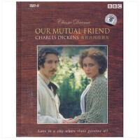 原装正版 BBC经典纪录片 我们共同的朋友(DVD9) 正版光盘