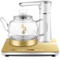 自动上水壶电热水壶泡茶壶高硼硅玻璃电茶壶