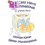 【中商海外直订】How Cats Herd Marshallows: Hvordan Katter Gjeter Ma