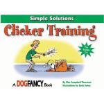 【预订】Clicker Training