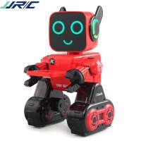JJRC 智能机器人益智玩具凯迪威乐声控互动唱歌跳舞科普编程遥控