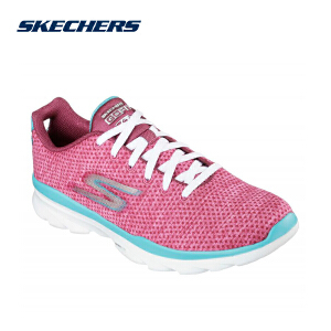 Skechers斯凯奇女鞋 减震轻便运动鞋 健步透气休闲鞋 跑步鞋14088