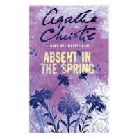 英文原版Absent in the Spring 春日离别(阿加莎情感小说)