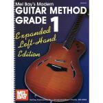 【预订】Modern Guitar Method, Grade 1: Expanded Left-Hand