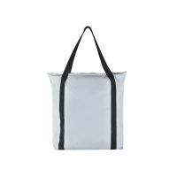 网易严选 马卡龙色褶皱感可折叠购物袋