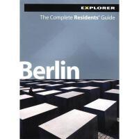 【预订】Berlin, Complete Residents' Guide