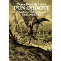 【预订】Dore's Illustrations for Don Quixote Y9780486243009