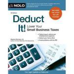 【预订】Deduct It!: Lower Your Small Business Taxes