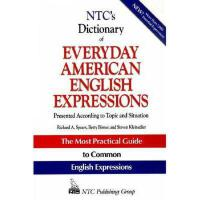 【预订】NTC's Dictionary of Everyday American English