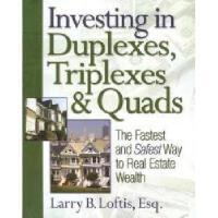 【预订】Investing in Duplexes, Triplexes & Quads: The