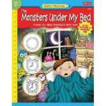 【预订】The Monsters Under My Bed: A Step-By-Step Drawing