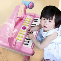 宝宝电子钢琴儿童玩具电子琴初学男孩音乐女孩早教充电1-3岁