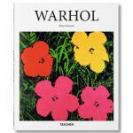 【现货】 安迪・沃霍尔 Warhol 艺术作品集 波普艺术 绘画艺术画册 Taschen 原版艺术书籍