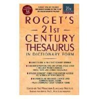 【现货】英文原版 罗杰斯21世纪辞典 Roget's 21st Century Thesaurus: In Dictionary Form (Updated & Expanded) 第三版平装