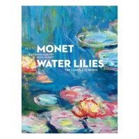 【现货包邮】原版Monet: Water Lilies 莫奈睡莲 完整的系列油画艺术美术画册