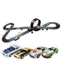 路轨道赛车ASR-05手机模拟电动遥控汽车儿童玩具