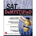 【正版直发】SAT DeMYSTiFieD Alexandra Mayzler,Joseph Daniele 9780