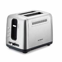北鼎 D611多士炉 家用不锈钢烤面包机 2槽2片 新品上市